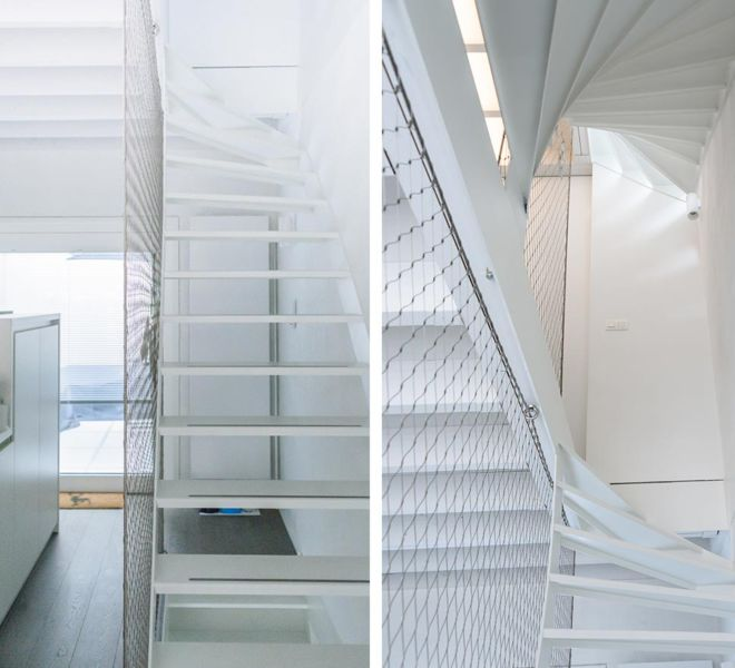 interieurproject - trappen