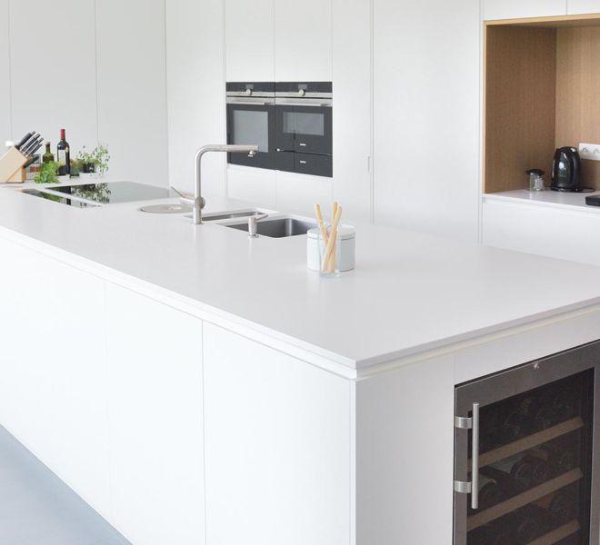 interieurproject - keuken wit