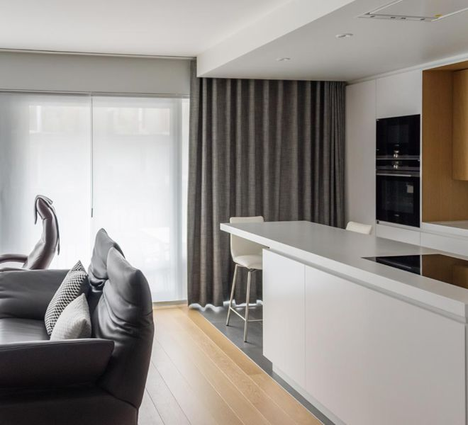 interieurproject - open keuken