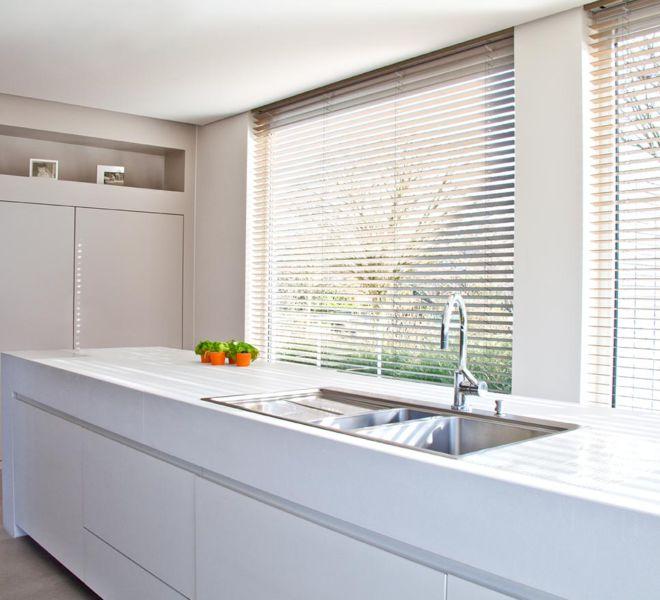 raamdecoratie -keuken