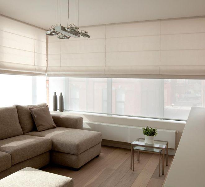 raamdecoratie -woonkamer