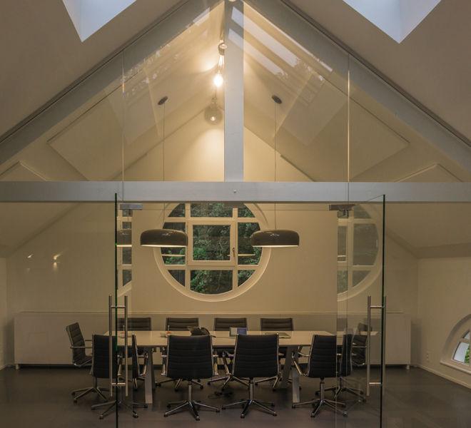 renovatie kantoor vergaderruimte