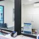 renovatie balie veiligheidsglas geldlade